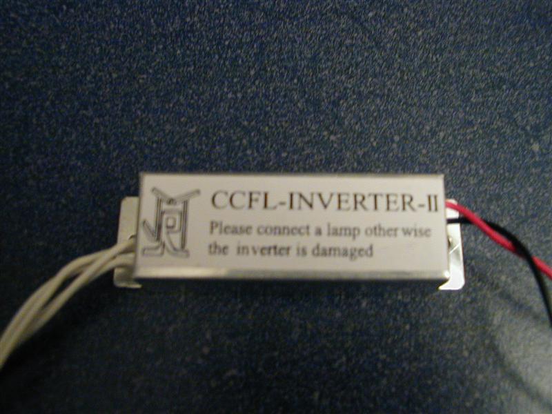 Light-Mods.com CCFL Kit