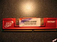 PDP Systems Patriot PC3200 Memory