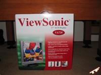 ViewSonic VA720 17in LCD Monitor
